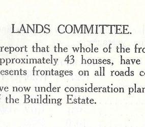 lands sold