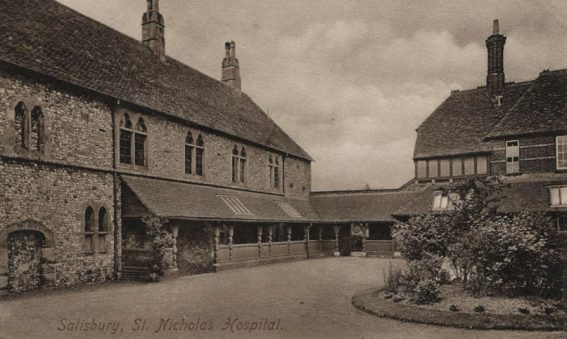 St Nicholas Hospital