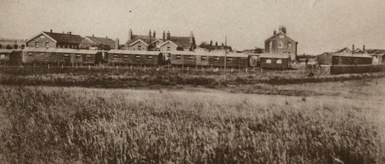 Old Sarum Isolation Hospital
