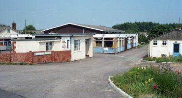 Newbridge Hospital entrance