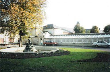 Old Manor Hospital ward