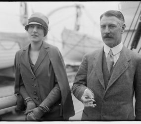 Sir Cecil & Mary Chubb
