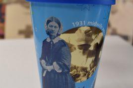 Commemorative cup
