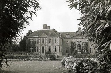 View of Heale House