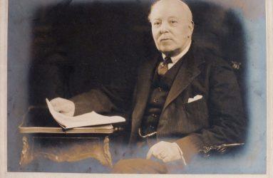 Louis Greville photograph