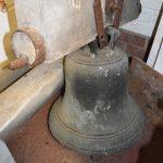 Infirmary bell in storeroom