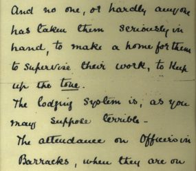 Letter from Florence Nightingale, 15 Nov 1896, page 2