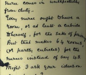 Letter from Florence Nightingale, 15 Nov 1896, page 4
