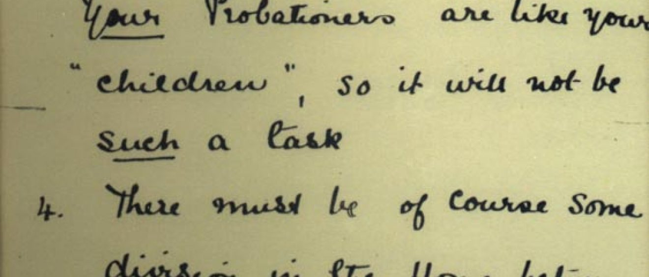 Letter from Florence Nightingale,15 Nov 1896, page 6