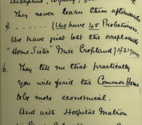 Letter from Florence Nightingale, 15 Nov 1896, page 7