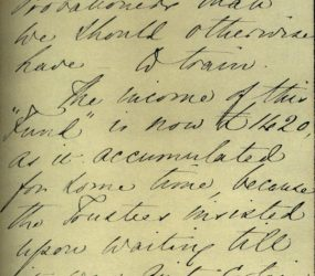 Letter from Florence Nightingale, 27 Feb 1862, page 2