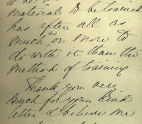 Letter from Florence Nightingale, 27 Feb 1862, page 5