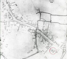 map showing SGI location in Fisherton Street