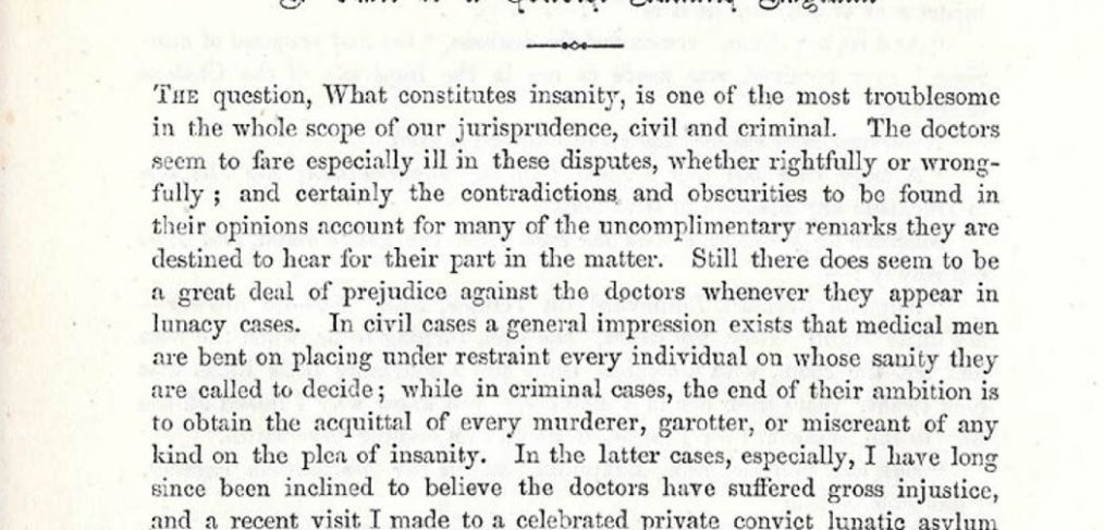 Introductory paragraphs to William Gilbert's article